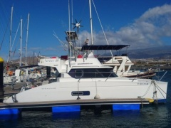 Fountaine Pajot Pilot Highland 35 2 x Volvo Penta 110 hp Catamarán