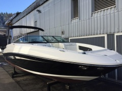 Sea Ray 240 Sundeck Sport Boat