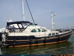 Linssen Grand Sturdy 460 Twin Motoryacht