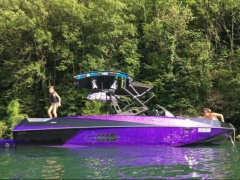 Axis T22 by Malibu Wakeboard / Ski nautique