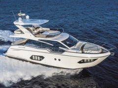 Absolute 50 Fly Flybridge Yacht