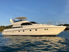 Mochi Craft Mochi 56 Fly 56 Fly Flybridge Yacht