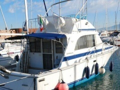 Bertram 33- 2° Serie Flybridge Yacht
