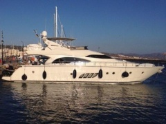 Dominator 680 S Flybridge Yacht