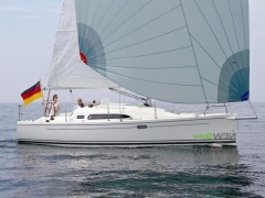 Winner 9 plus Segelyacht