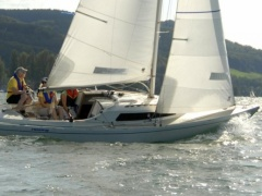 Hydrospeed  H-Boot SUI 268 Sailing Yacht