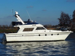Fairline 40 Vienna Motorjacht
