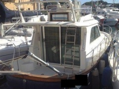 Sciallino 30' Fly Flybridge Yacht