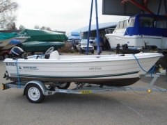 Quicksilver 440 FISH Fischerboot
