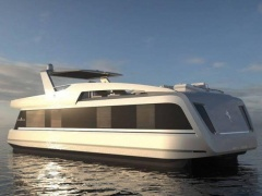 OVERBLUE 54 Flybridge Yacht