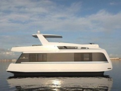 OVERBLUE 44 Flybridge Yacht