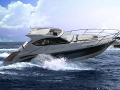 Galeon 325 HTS Yacht a Motore