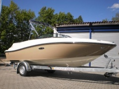 Boote Jochum Sea Ray 190 SP Ltd./Trailer Bowrider