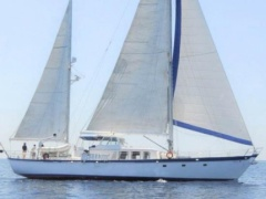 Palmer Johnson Ketch Yate a vela