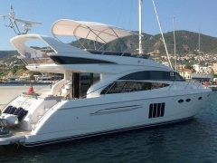 Princess 60 Fly- 2012 Flybridge Yacht