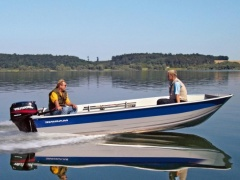 Z-BOATS Alu 500 Fish, Angel, Fischerboot Fischerboot