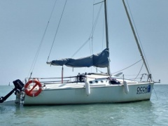 CNA Brezza 22 Day Sailer