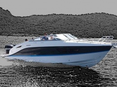 Quicksilver Activ 805 Cruiser Kajütboot