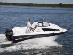Aqua Royal 550 Cruiser +15ps Sportboot