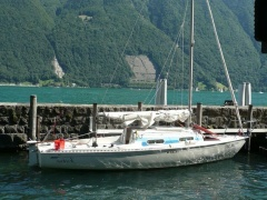Shark24 Segelboot A Chiglia
