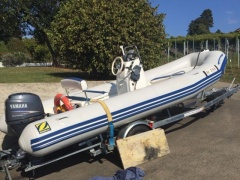 Zodiac Medline Z 500 RIB