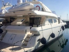 Posillipo Technema 70 Flybridge Yacht