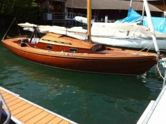Zosel Yachtbau Sea Serpent 22 Day Sailer