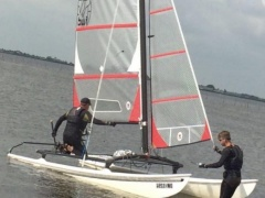 Hobie Cat Hobie 16 Catamaran