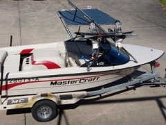 MasterCraft Sports Star 19 Deckboot