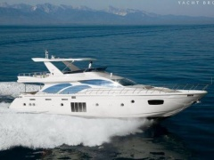 Azimut 78 Fly Flybridge Yacht
