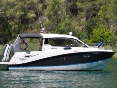 Quicksilver Activ 705 Cruiser Pilothouse Boat