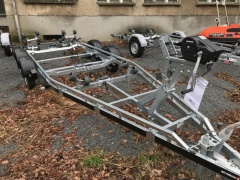 Brenderup 2500 Basic mit Wippe Tandem