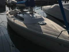 Frauscher H26 Kielboot