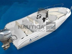Allegra All 21 Open Imbarcazione Sportiva