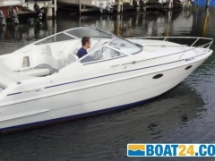 Chris Craft Concept 25 Cuddy Cabin