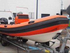 Valiant 620 DR | RIB | SOLD RIB