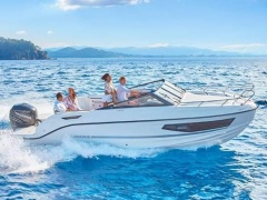 Quicksilver ACTIV 755 CRUISER + 250 PS Cruiser Yacht