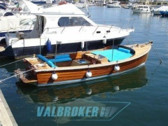 Mussini Giorgio Utility 660 Runabout