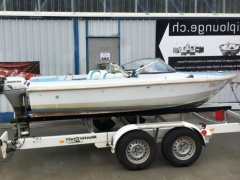 Cigala & Bertinetti 430 Pontoon Boat