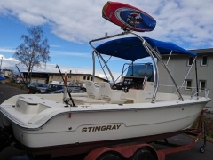 Stingray 200 MS Sportboot