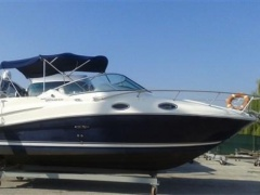 Sea Ray Boats 245 sundancer Cruiser Yacht