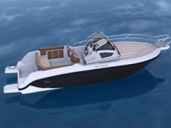 Ranieri International Next 240 SH Deck Boat