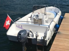 Conero Perla Center console boat
