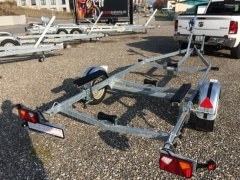 WICK Trailer E750 Single Axle