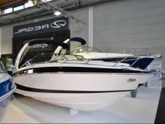Regal 2550 Messeboot Modell 2019 Cuddy Cabin