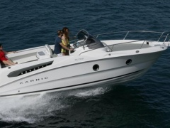 Karnic SL 702 Pilothouse Boat