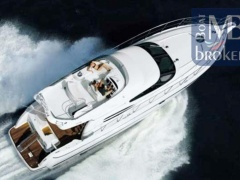 Cranchi Atlantique 48 Flybridge Flybridge iate