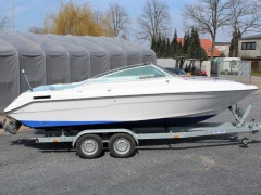 Sea Ray 200 Seville mit 4,3 V6 Cuddy Cabin