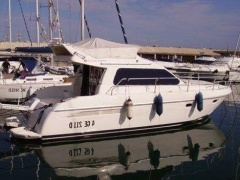 Alpa 34 Fly Flybridge Yacht