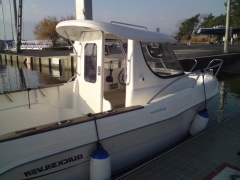 Quicksilver PilotHouse 640 Pilotina